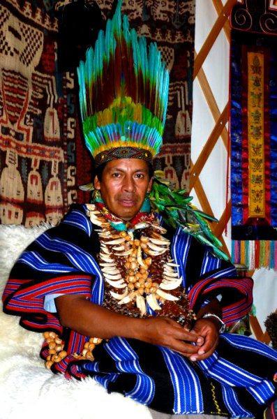 colombian-ayahuascero