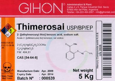 Thimerosal-Dangers