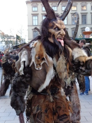 Tongue Krampus