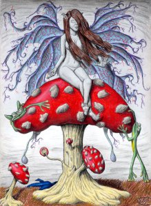 mushroomfairy