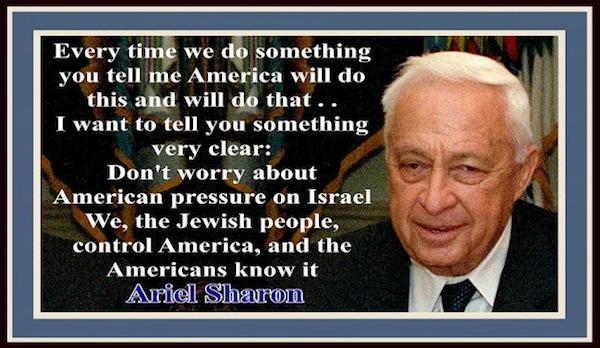 sharon-israel-controls-america